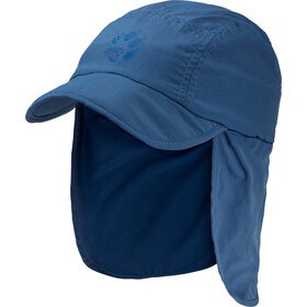Jack Wolfskin Supplex Canyon Cap Kids ocean wave